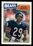 1987 Topps #49  Dennis Gentry  Front Thumbnail