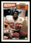 1987 Topps #77  Darrell Green  Front Thumbnail
