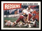 1987 Topps #63   Redskins Leaders Front Thumbnail