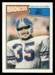 1987 Topps #34  Ken Bell  Front Thumbnail