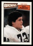 1987 Topps #95  Dave Puzzuoli  Front Thumbnail