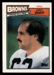 1987 Topps #87  Cody Risien  Front Thumbnail