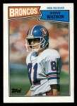 1987 Topps #35  Steve Watson  Front Thumbnail