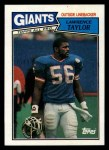 1987 Topps #26  Lawrence Taylor  Front Thumbnail