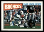 1987 Topps #30   Broncos Leaders Front Thumbnail