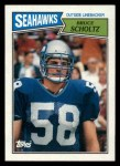 1987 Topps #178  Bruce Scholtz  Front Thumbnail