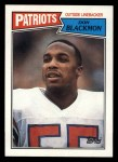 1987 Topps #108  Don Blackmon  Front Thumbnail