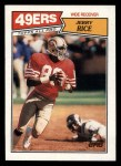 1987 Topps #115  Jerry Rice  Front Thumbnail