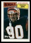 1987 Topps #196  Emanuel King  Front Thumbnail