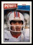1987 Topps #105  Rich Camarillo  Front Thumbnail