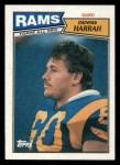 1987 Topps #152  Dennis Harrah  Front Thumbnail