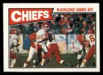 1987 Topps #160   Chiefs Leaders Front Thumbnail