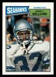 1987 Topps #175  John L. Williams  Front Thumbnail