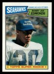 1987 Topps #176  Bobby Joe Edmonds  Front Thumbnail