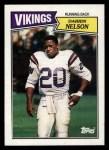 1987 Topps #200  Darrin Nelson  Front Thumbnail