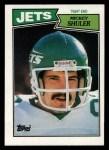 1987 Topps #133  Mickey Shuler  Front Thumbnail
