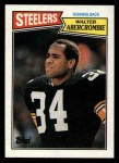 1987 Topps #286  Walter Abercrombie  Front Thumbnail