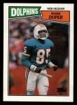 1987 Topps #236  Mark Duper  Front Thumbnail