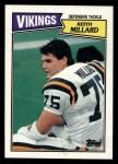 1987 Topps #209  Keith Millard  Front Thumbnail