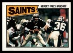 1987 Topps #272   Saints Leaders Front Thumbnail