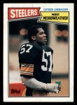 1987 Topps #291  Mike Merriweather  Front Thumbnail