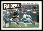 1987 Topps #213   Raiders Leaders Front Thumbnail
