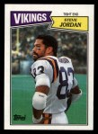 1987 Topps #204  Steve Jordan  Front Thumbnail