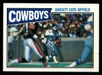 1987 Topps #260   Cowboys Leaders Front Thumbnail