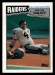 1987 Topps #226  Fulton Walker  Front Thumbnail