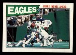 1987 Topps #294   Eagles Leaders Front Thumbnail