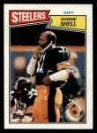 1987 Topps #293  Donnie Shell  Front Thumbnail