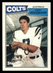 1987 Topps #374  Gary Hogeboom  Front Thumbnail