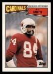 1987 Topps #334  J.T.Smith  Front Thumbnail