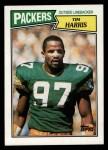 1987 Topps #358  Tim Harris  Front Thumbnail