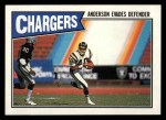 1987 Topps #339   Chargers Leaders Front Thumbnail