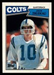 1987 Topps #373  Jack Trudeau  Front Thumbnail