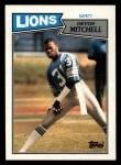 1987 Topps #327  Devon Mitchell  Front Thumbnail