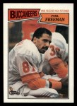 1987 Topps #388  Phil Freeman  Front Thumbnail