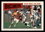 1987 Topps #383   Buccaneers Leaders Front Thumbnail