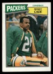 1987 Topps #360  Mossy Cade  Front Thumbnail