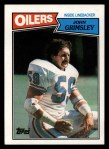 1987 Topps #315  John Grimsley  Front Thumbnail