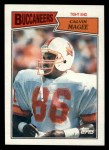1987 Topps #389  Calvin Magee  Front Thumbnail