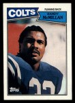 1987 Topps #375  Randy McMillan  Front Thumbnail