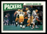 1987 Topps #350   Packers Leaders Front Thumbnail