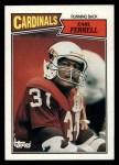 1987 Topps #331  Earl Ferrell  Front Thumbnail