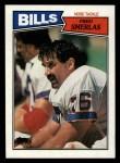 1987 Topps #368  Fred Smerlas  Front Thumbnail