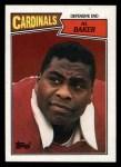 1987 Topps #336  Al 'Bubba' Baker  Front Thumbnail
