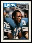 1987 Topps #325  Herman Hunter  Front Thumbnail