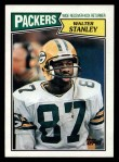 1987 Topps #356  Walter Stanley  Front Thumbnail