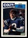 1987 Topps #379  Rohn Stark  Front Thumbnail